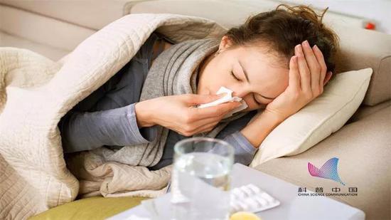 但经常感冒或是生其他小病