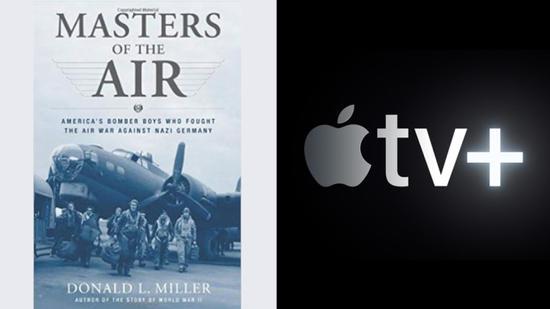 苹果推出原创剧《空战群英》聚焦