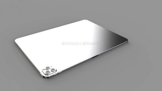 2020年iPadPro可能将搭载后置三摄