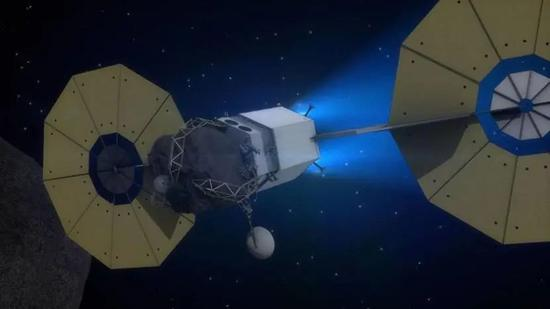美国小行星重定向任务
