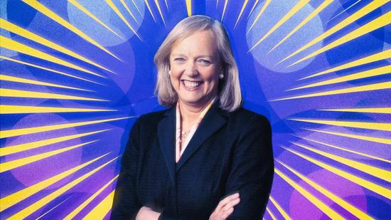 Meg Whitman   图片来源:Alex Castro / The Verge