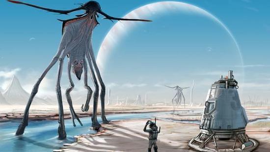 我们要改变搜寻外星人的方式,从宇宙学角度定义生命!