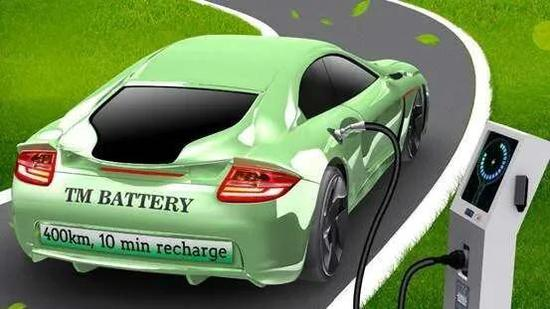 《【杏耀平台怎么注册】充电10分钟,续航400公里的新型汽车电池诞生》
