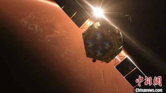 外媒:新太空竞赛已经打响,剑指火星,中国发展举足轻重