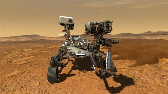 首个火星生活计划2054年建城 马斯克:我只要10年