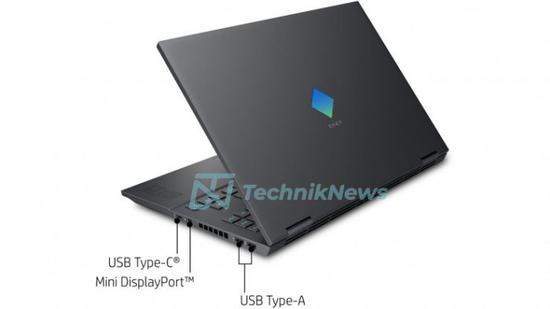 2021款惠普Omen 15曝光 采用Ryzen 7 5800H处理器RTX 3060显卡