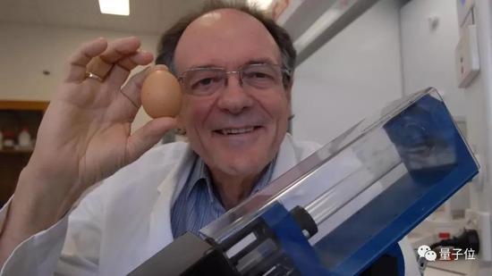 「鸡蛋返生」美国早就在搞了好吧