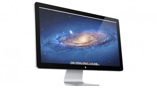 """苹果27寸Thunderbolt显示器已列入""""过时""""产品"""