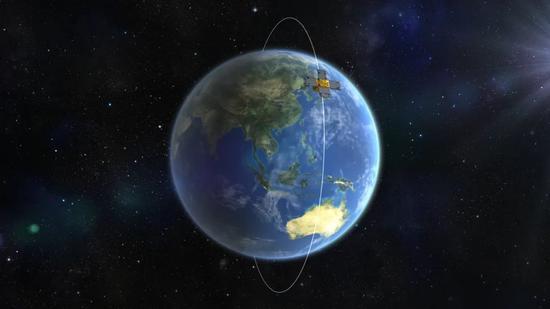 长二丁一箭四星发射成功,北京三号卫星顺利入轨
