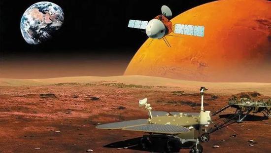 """刚刚!""""毅力号""""着陆火星表面,人类首次在地外进行生命考古"""