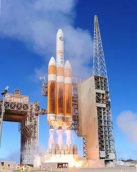 图|德尔塔IV重型火箭