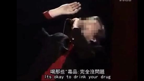 网络视频教唆年轻人吸食毒品