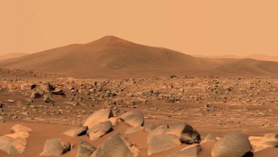 毅力号还在寻找火星生命 跨国研究声称证据已经有了