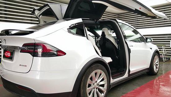 "Model S/X提升续航里程 不过""Plaid模式""仍旧缺席"