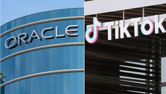 甲骨文公司(ORACLE)的一大主营业务就是数据服务