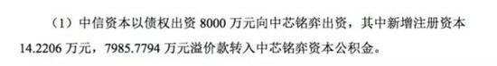 ▲上图为暴风集团2016年公告截屏