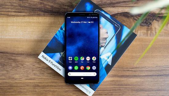 诺基亚5G新机预告:无边框全面屏
