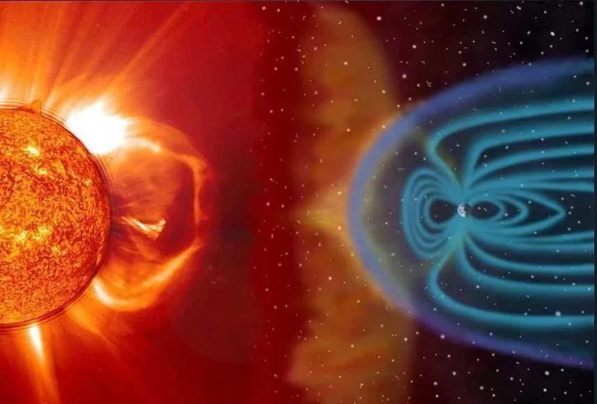 """地球外的宇航员也需要看""""天气预报""""吗?"""