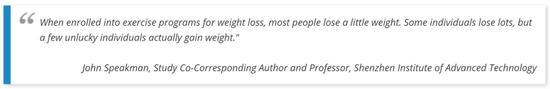 减肥越来越费劲?揭秘减肥减不动的背后原因