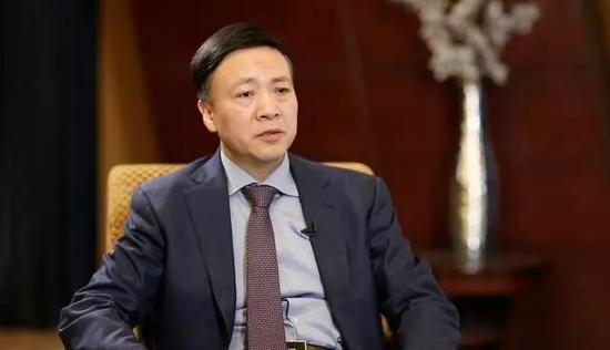 圖丨前中興總裁史立榮