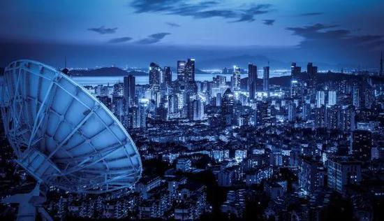 中国北斗 俯瞰地球