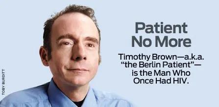 柏林病人——蒂莫西·布朗