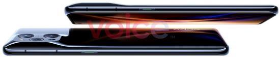 OPPO Find X3 Pro真机渲染图曝光:黑、白、蓝、铜四种配色