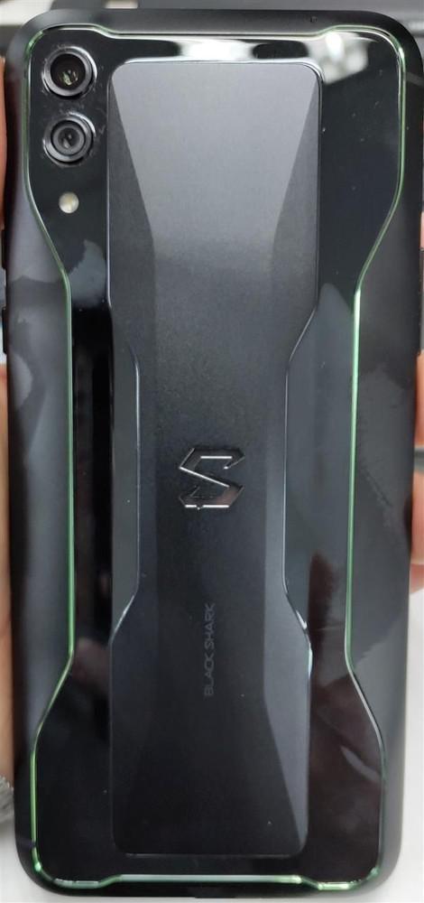 疑似黑鲨游戏手机2真机