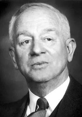 图丨1966 年的诺贝尔生理学或医学奖得主佩顿·劳斯