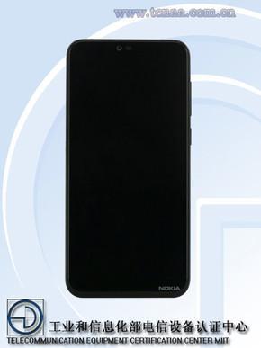 诺基亚新机照曝光:5.8英寸全面屏 6G运存