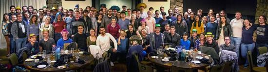 OpenAI团队成员(2018年11月)