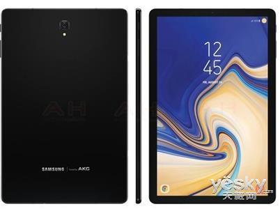 三星Galaxy Tab S4:支持面部识别和虹膜识别 秒变PC