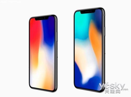 苹果:为降低成本 廉价版iPhone X取消3D Touch