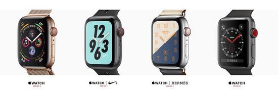 Apple Watch苹果手表或10月将支持中国电信eSIM卡