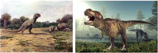 古生物统计局:地球上曾有25亿只霸王龙!