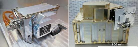 嫦娥四号月球车搭载的中性原子探测仪。来源:IRF[8]