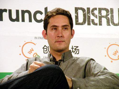 Instagram联合创始人Kevin Systrom