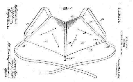 胸罩到底是怎么被发明的?| 世界无胸罩日