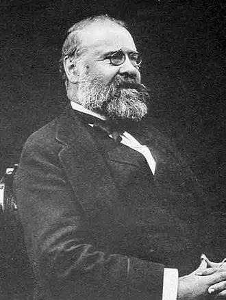 法國天文學家Georges Rayet(1839-1906)(圖片來源:維基百科)