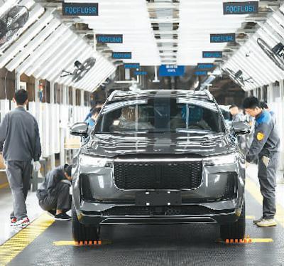 百度、小米先后宣布造车,互联网大厂为什么爱上造车?