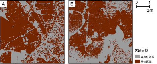 被人口普查漏掉的人,AI在卫星地图上能看见