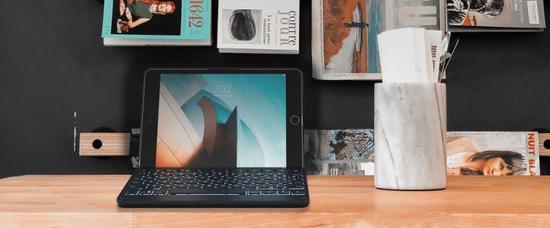 Zagg Foilo:适用于第五代iPad Mini的键盘保护套