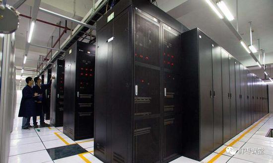 核心网机房