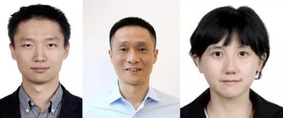 左起:韩大力、何川、徐萌