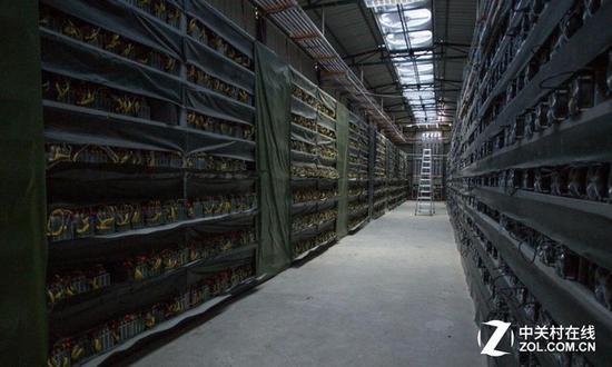 虚拟货币另外依靠多种矿机支撑