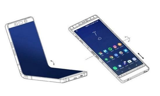 折叠屏手机三星Galaxy S10即将面世