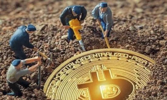 挖矿狂潮(图片来自gscaijing)