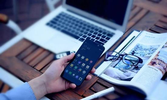 乐视手机,图源贾跃亭微博