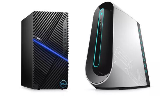 戴尔发布Alienware Aurora R9游戏电脑和G5桌面电脑