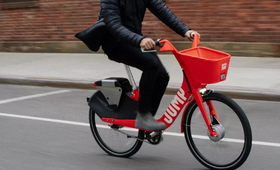 Uber收购无停靠自行车共享创业公司Jump-领骑网